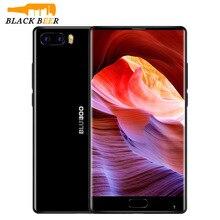 Bluboo S1 Bezel-less Frameless Smartphone 5.5 inch FHD Helio P25 Octa Core 4GB RAM 64GB ROM Android 7.0 Dual Rear Camera 3500mAh
