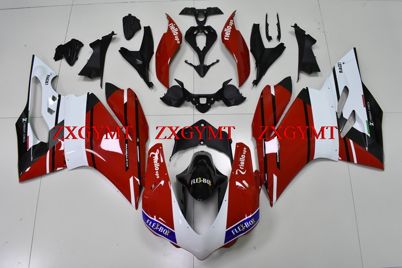 Abs Fairing for 1299 1299S Fairings for DUCATI 1199 1199S Black Red White Motorcycle Fairing 1299 1299SAbs Fairing for 1299 1299S Fairings for DUCATI 1199 1199S Black Red White Motorcycle Fairing 1299 1299S