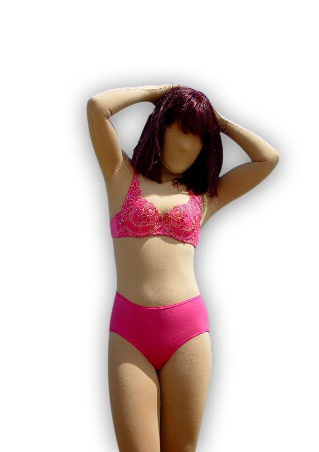 (FZS081) Kigurumi Fetish Zentai Flesh Cotton Suit Women Lycra Spandex Halloween Crossdresser Clothing