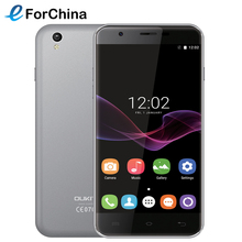 Oukitel u7 max 3g 5,5 zoll bildschirm android os 6,0 handy MT6580A Quad Core 1,3 GHz ROM 8 GB RAM 1 GB OTG Dual SIM 13MP kamera