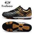 TIEBAO Professional Soccer Shoes Chuteira Futebol Athletic Training Sneakers Football Shoes TF Turf Rubber Soles Soccer Cleats