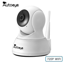 Autoeye 720P Home Security IP Camera Surveillance Camera Wifi Night Vision CCTV Camera Baby Monitor iCSee