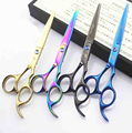 New Arrival 5.5/6.0 INCH Hair Scissor Cutting Scissors Thinning Scissors High Quality    VH025