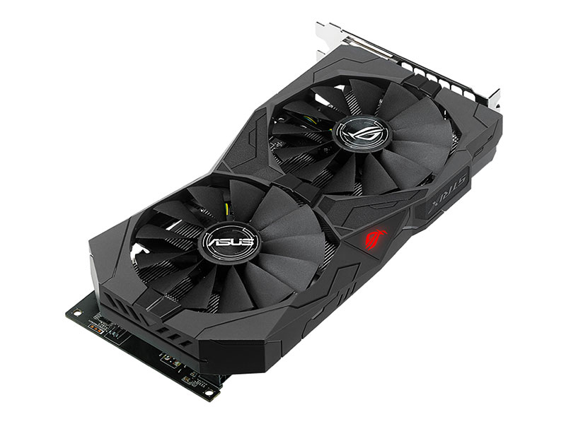 Used original For Asus RX570-4GD5 Graphics Cards 256Bit GDDR5 PCI Express 3.0 16X AMD Radeon RX 570 4G Graphics 1