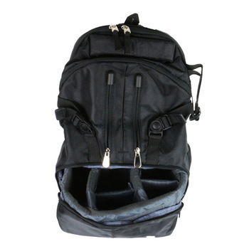 Recommend 2016 1pcs bew black  Backpack Black Tattoo Artist Travel Bag With Inner & Outer Pockets For Tattoo Free Shipping