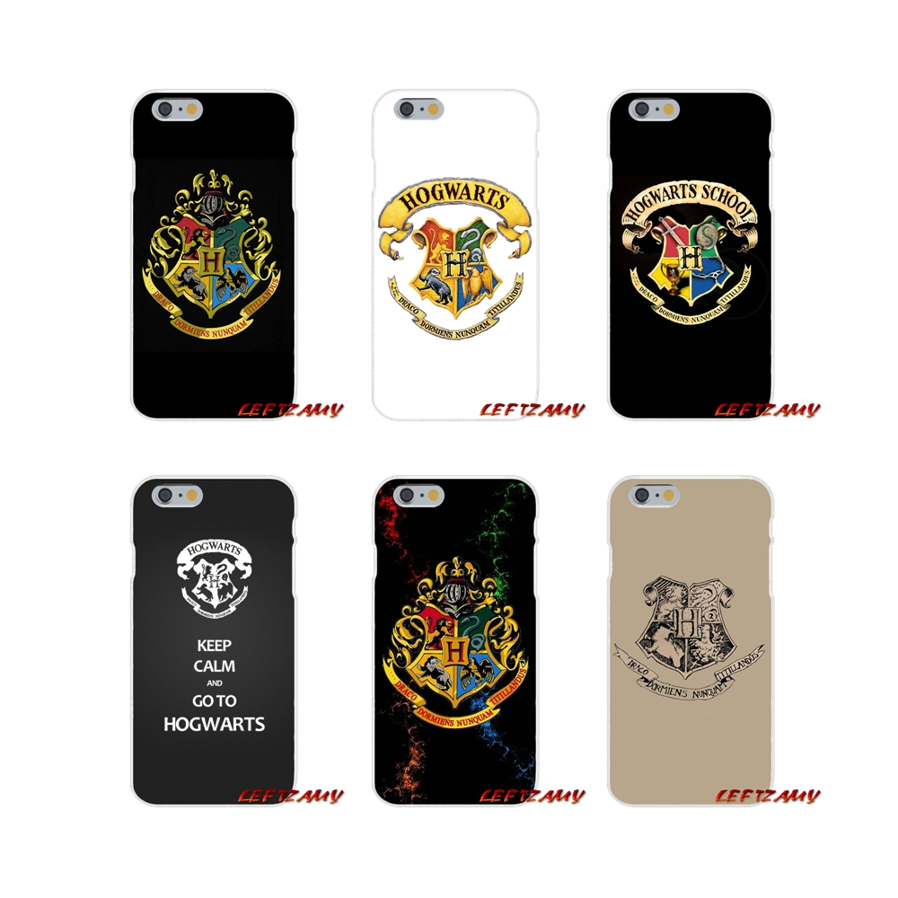 Harry Potter Hogwarts For Huawei P8 P9 P10 Lite 2017 Honor 4C 5X 5C 6X Mate 7 8 9 10 Pro Accessories Phone Cases Covers