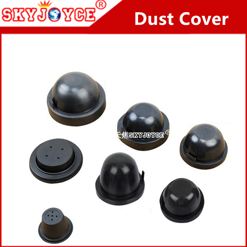 Skyjoyce 1pc Hid Headlight Car Dust Cover Rubber