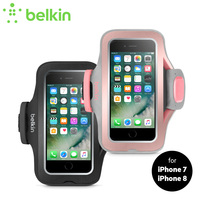 New Belkin Premium Sport Fit Pro Armband For IPhone 7 4 7 Jogging GYM With Earphone