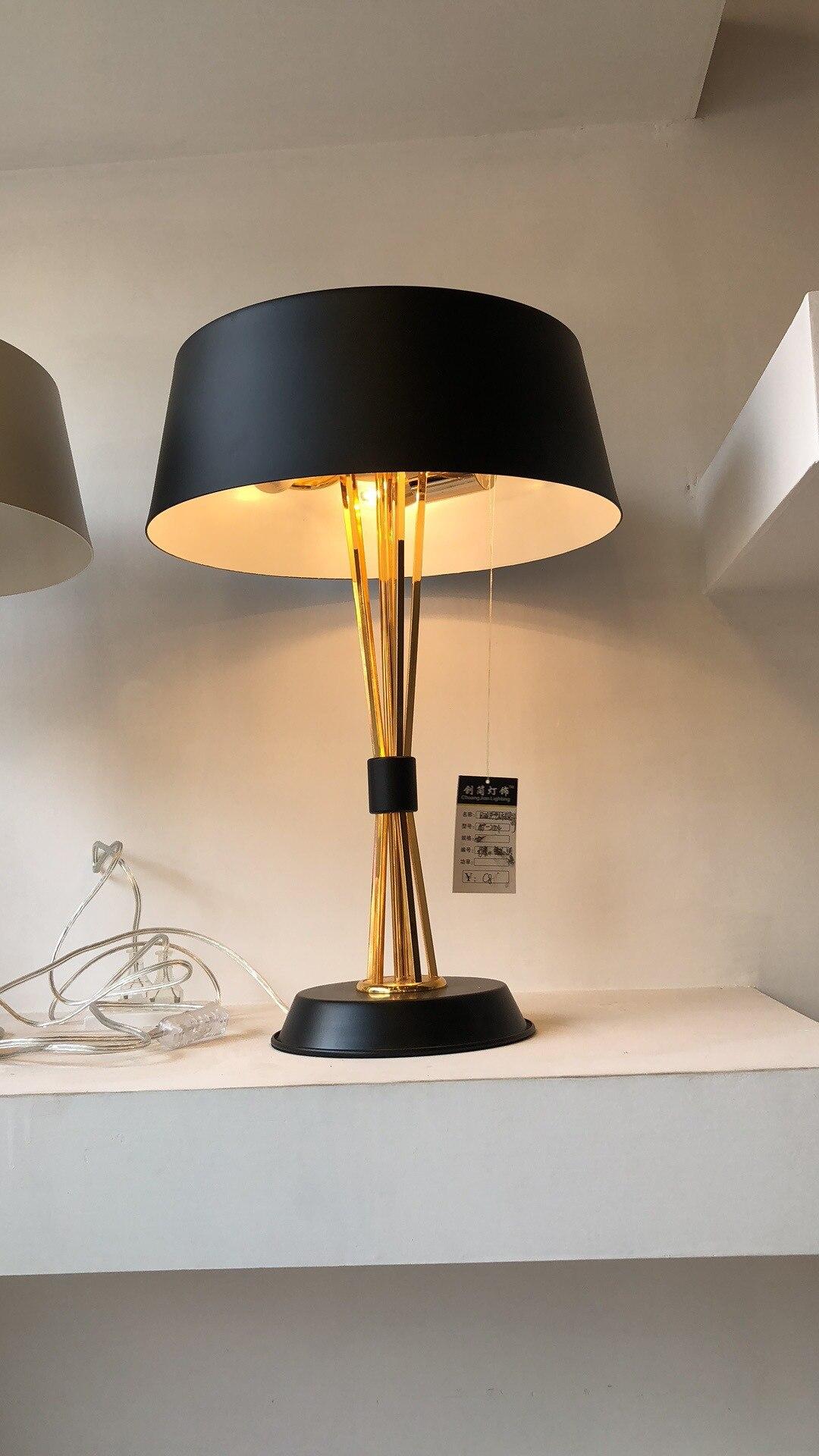 Nordique Moderne Lampe de Table Lampe De Bureau Utilisé dans la Chambre Table de chevet Bureau - 4