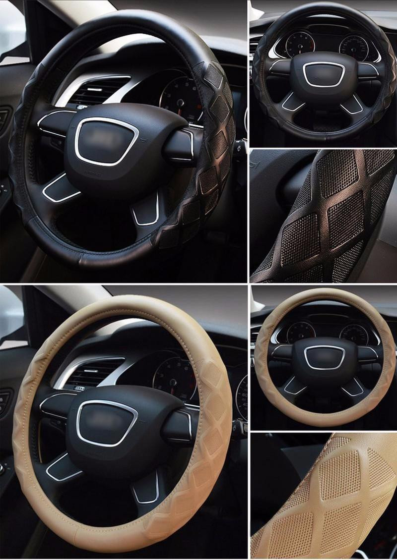 14 Steering Wheel Protector Car Covers