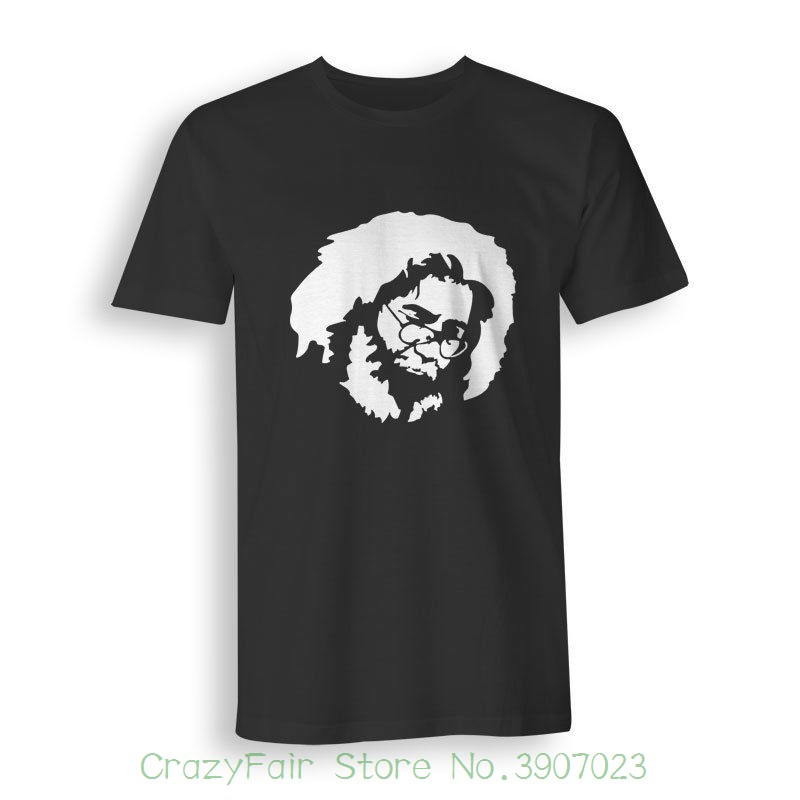 Jerry Garcia Singer Era 60s Mens Size S - 3xl Tees Black T-shirts Tee Shirt Unisex More Size And Colors