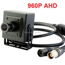 Mini AHD camera 3.6mm lens 960P 1.3megapixel Cam CCTV Camera security camera indoor house home use