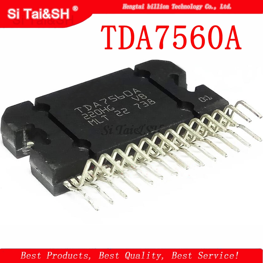 1PCS TDA7850 = TDA7854 ZIP <font><b>TDA7850A</b></font> ZIP-25 new and original IC image