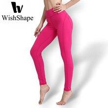 Sport Leggings Push Up Dry Fit Fitness Yoga Pants Soild Workout Running Tight High Waist Slim Athletic Leggings Female Trousers