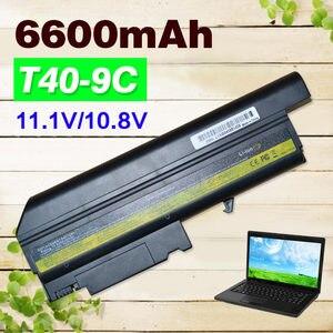 6600mAh 11,1 v Аккумулятор для ноутбука IBM ThinkPad R50 T40 T42 92P1070 92P1071 92P1074 92P1075 92P1087 92P1088 92P1089 92P1090