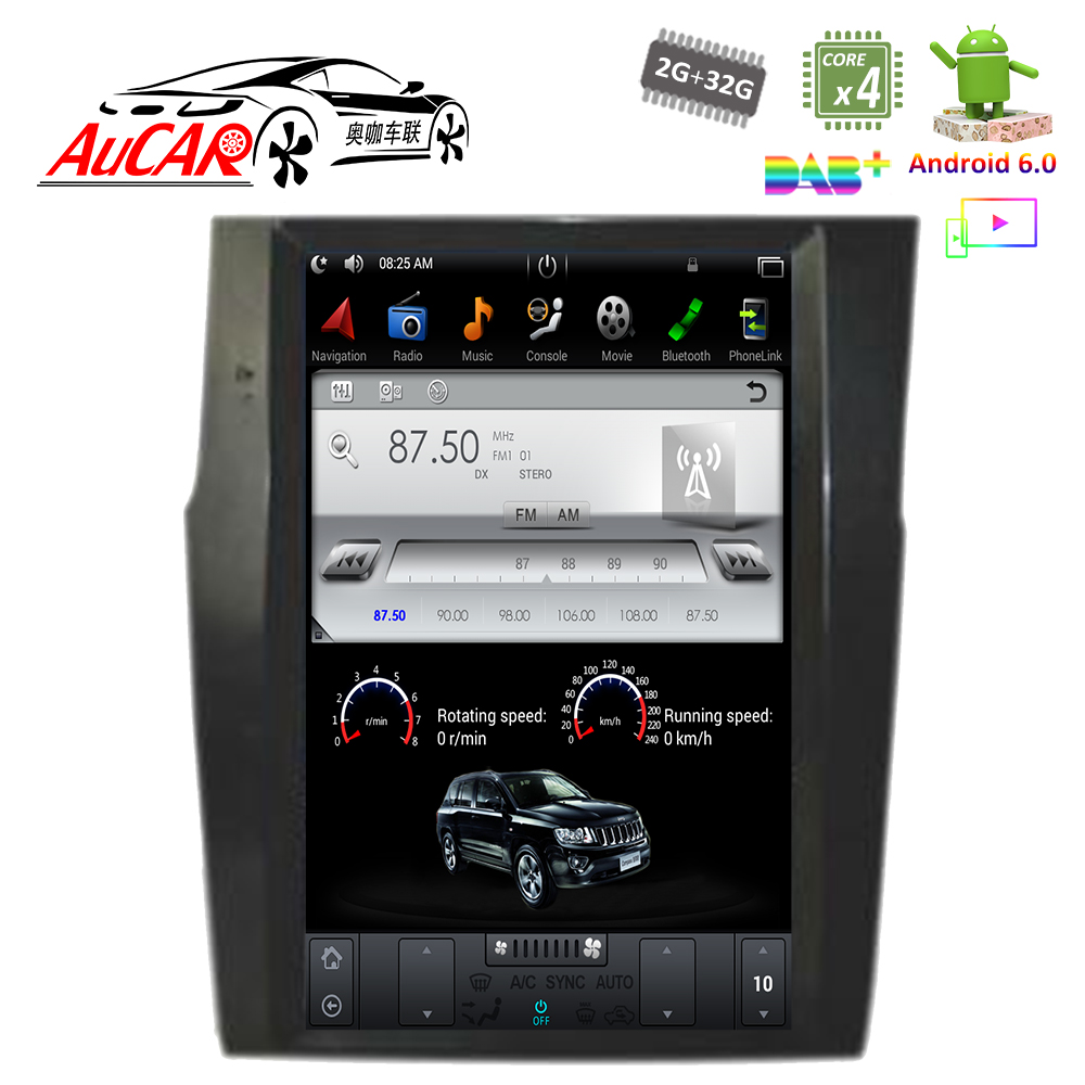 """Aliexpress.com : Buy Android Tesla Style 12.1"""" GPS For"""