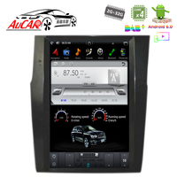 Android Tesla Style 12.1 GPS for Citroen C4 Car Audio Multimedia 2012 2016 Bluetooth GPS Radio WIFI 4G Vertical Stereo