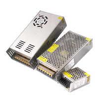 12V Power Supply DC12v 2A 3A 10A 12.5A 15A 20A 25A 30A Lighting Transformer 220 V 12 V LED Driver Switch Adapter for Strip Light