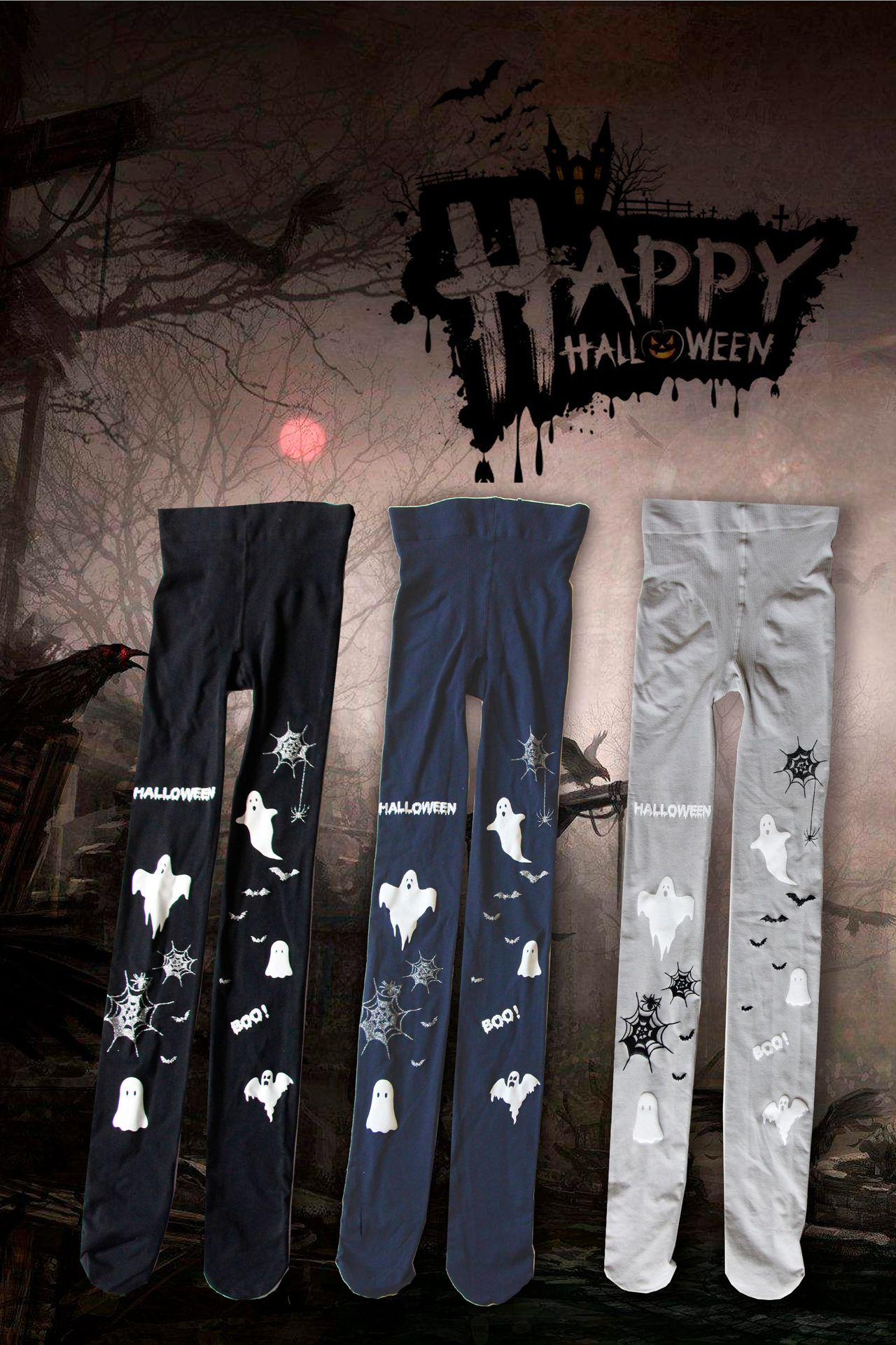 3e499fba754 Detail Feedback Questions about 2019 Halloween Tights with Little ...