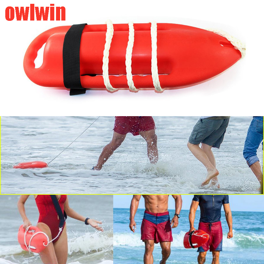 Lifesaving Buoy Life Buoy Life-saving Rescue Float Buoy Pet Canister Float Rescue Buoy Rescue Can Thickened