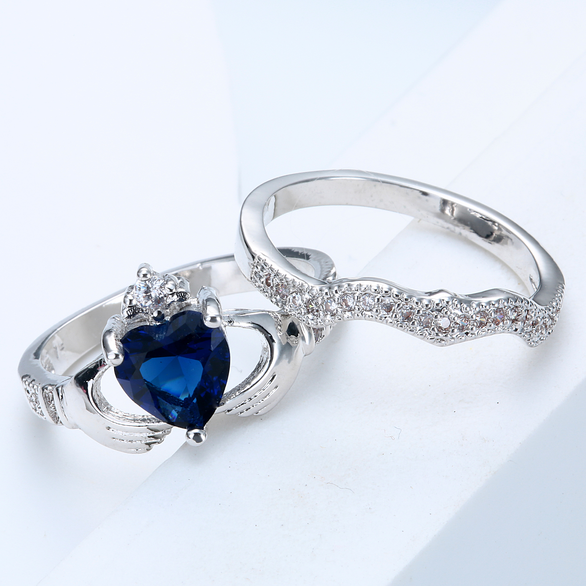 gemstone main unique glamour rings engagement colored gallery royal colorful blue stones weddings