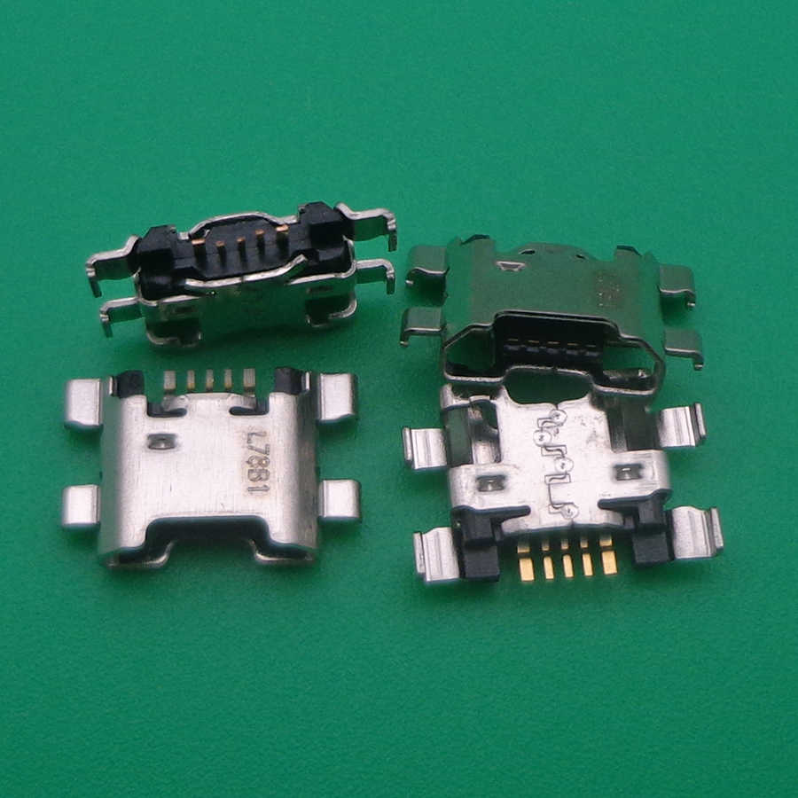 30 Huawei 社 Y6 プライム 2018/Y6 名誉 7A Y7 総理/Y7 2018 micro usb charge charging connector plug ドックソケットポート