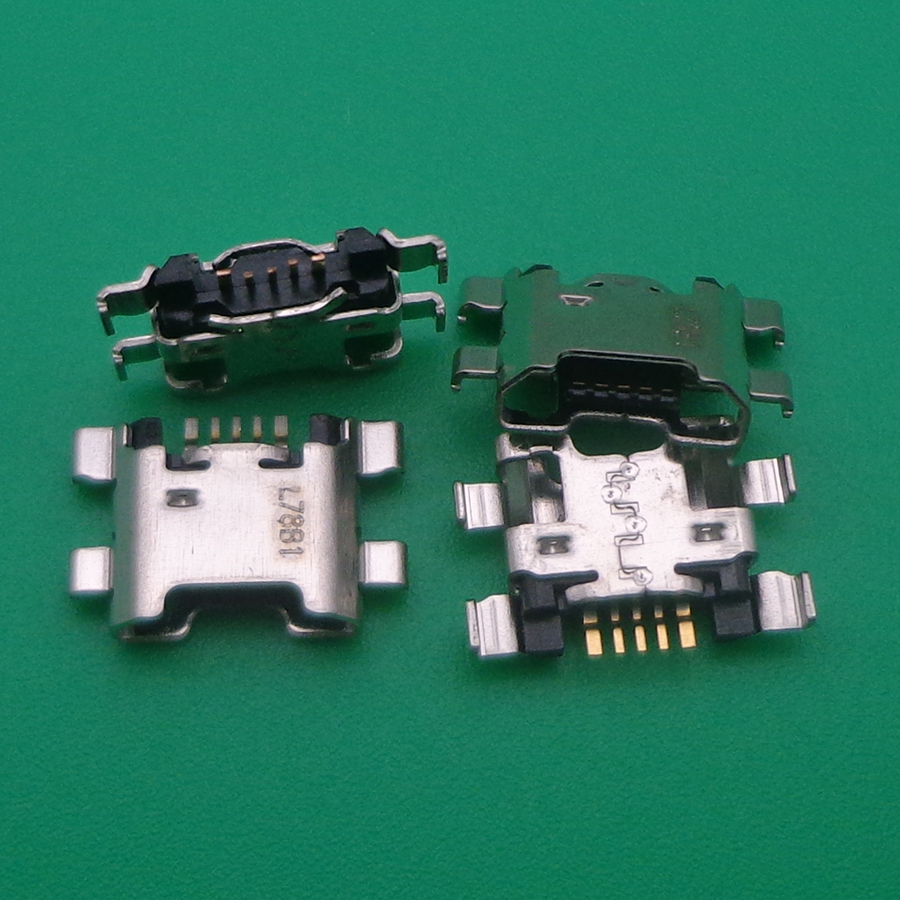 30pcs For Huawei Y6 Prime 2018 /Y6 Honor 7A Y7 Prime /Y7 2018 Micro Usb Charge Charging Connector Plug Dock Socket Port