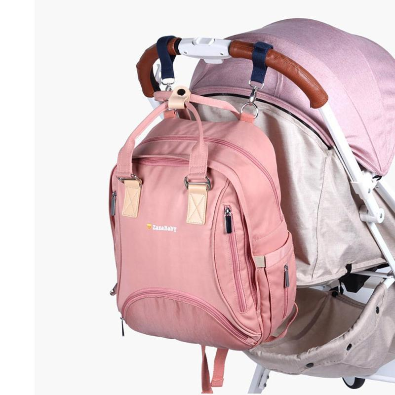 Diaper backpack Nappy bag Multi-function mummy bag large capacity waterproof backpack mother pregnant change bags Travel Pad ZD3 casual women backpack solid oxford cloth multi functional large capacity maternal bag baby diaper bags travel mother backpack y3