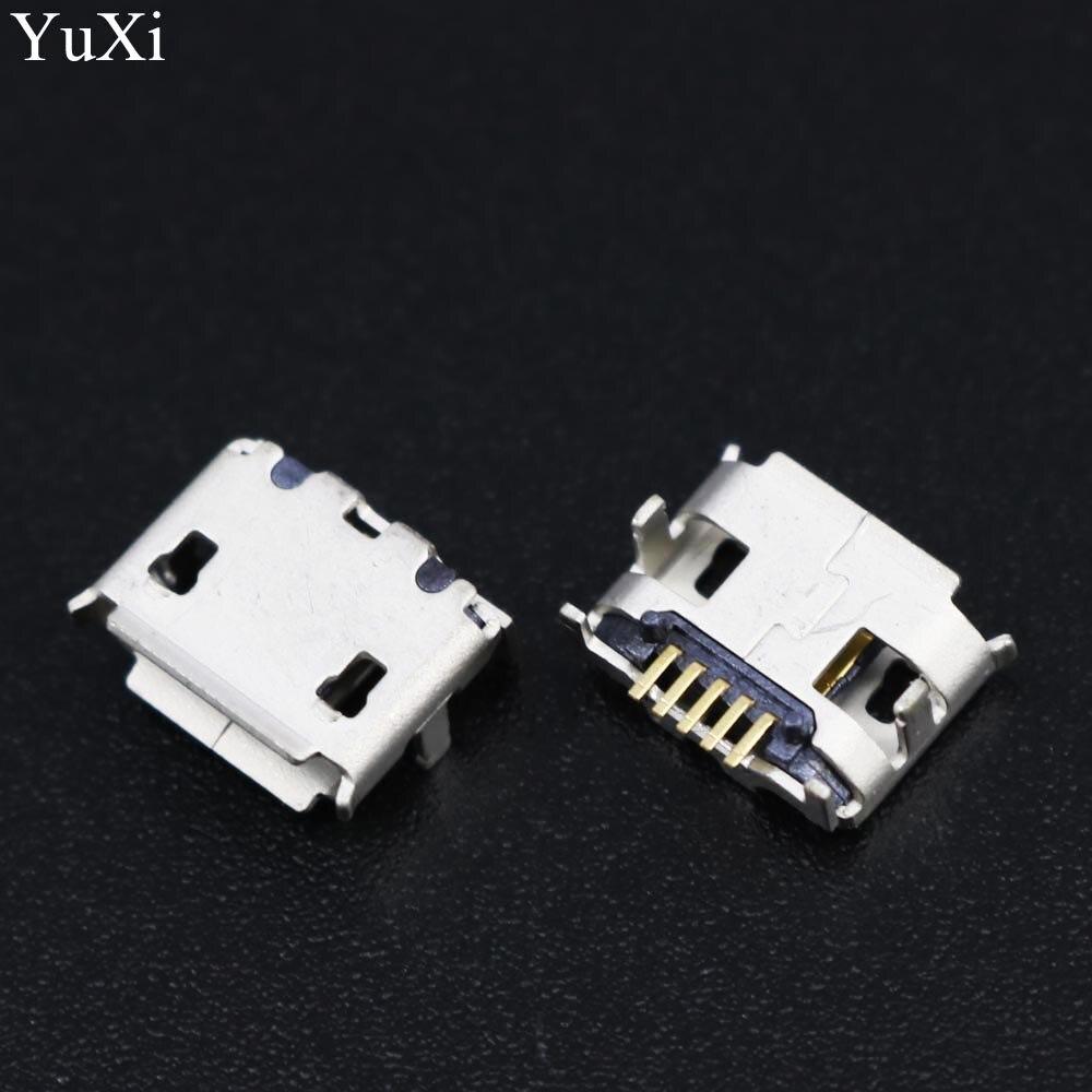 Connecteur Micro USB 2 pièces   Nouveau, prise de port de charge pour ONDA tablette PC PAD V919 3G Air V116W v891w 7.2 pieds grand klaxon