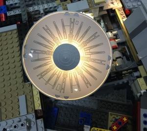 Image 3 - Đèn Led Bộ Cho Năm 75192 Và Năm 05132 Falcon Thiên Niên Kỷ Xây Dựng Mô Hình (Không Bao Gồm Các Khối Bộ)