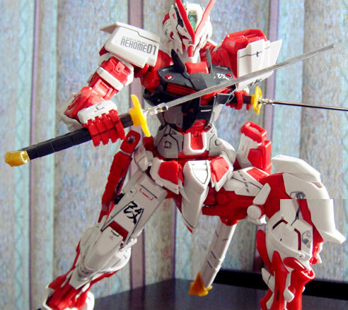 Hot! 1/100 Mobile Suit Gundam SEED Astray with original box Building blocks action figure robot anime assembled gundam  gift