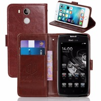 GUCOON Vintage Wallet Case For Blackview BV7000 Pro 5 0inch PU Leather Retro Flip Cover Magnetic
