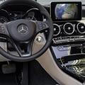 Подходит для Mercedes-benz C Class W205 Comand APS NTG5.0  видео интерфейс  Автомобильная камера заднего вида с динамическим руководством