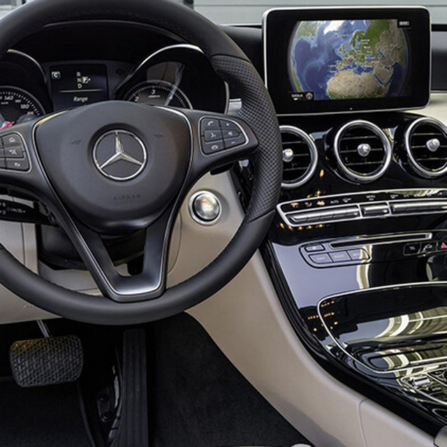 geeignet f r mercedes benz c klasse w205 comand aps ntg5 0. Black Bedroom Furniture Sets. Home Design Ideas