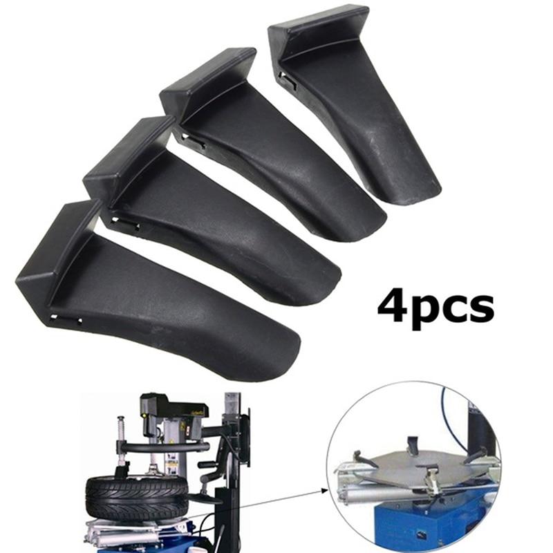 4Pcs Insert Jaw Rim Clamp Protectors for Triumph Rim Clamp Tire Machine Changer