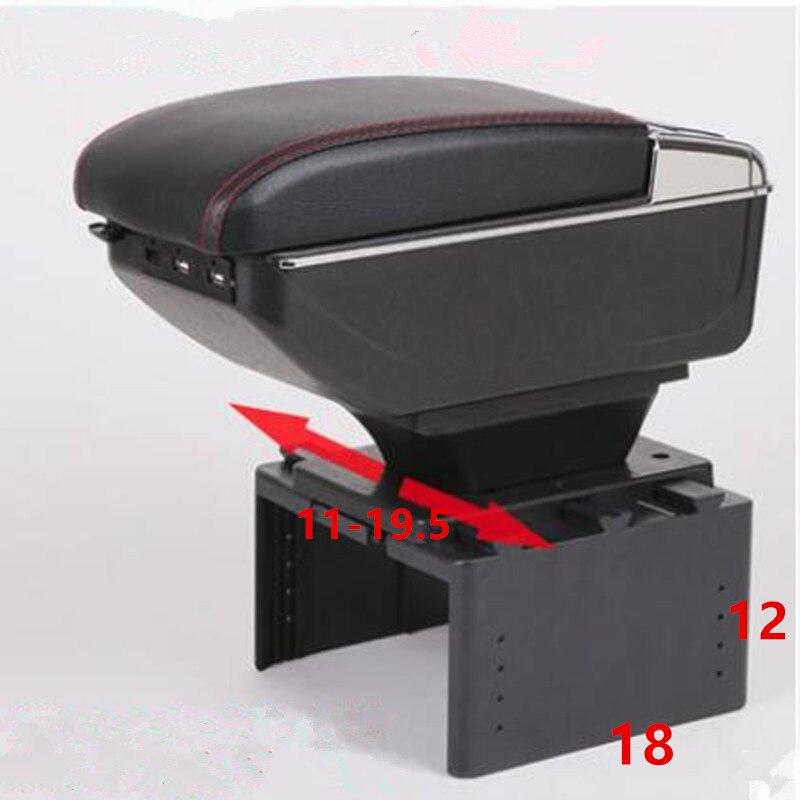 ARMREST CENTRE CONSOLE BLACK LEATHER ARM REST FOR AUDI A4 A3 A6 A3 80 100 200 TT