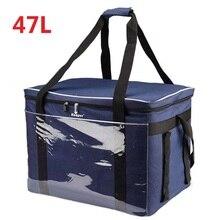 Bolsa Termica Blue Compartimentos Dieta lunch bag bolsas termicas Ice Cooler 5L 16L 28 37 Litros  Viagem