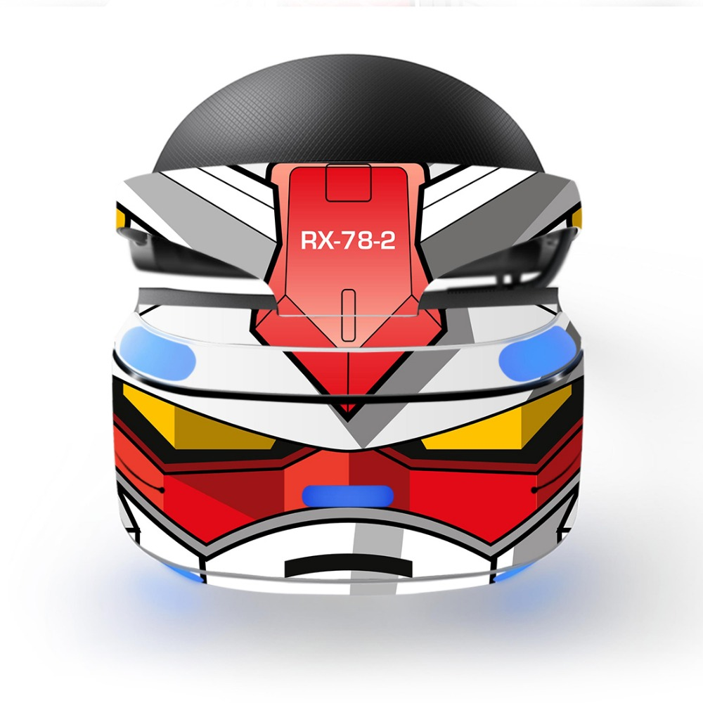 VR0003 Game accessories for Vinyl Skin Decal for PS VR Sticker Skins, for PS4 All models