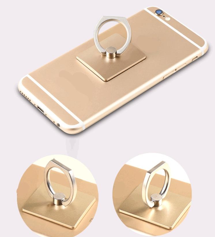 OIVO Portable Universal Metal Finger Ring Phone Holder 360 Dgree Rotating Bracket For IPhone Samsung