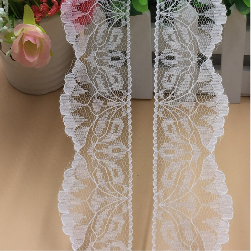 High-quality  DIY Lace Accessories Cheap Fine Cotton Lace (4.5cm) C126 2019 Hot Sale