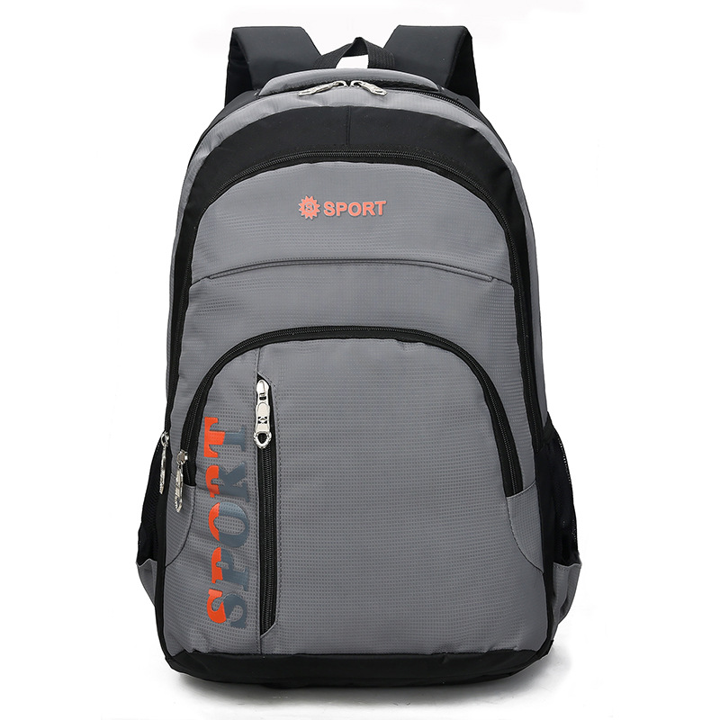Litthing Backpack Boys Girsl Large School Bags Travel Shoulder Bag Teenager Laptop Drop Shipping
