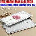 Case para xiaomi max 6.44 pulgadas de lujo original luphie espada cubierta de capítulo del metal de aluminio para xiaomi mi max m501