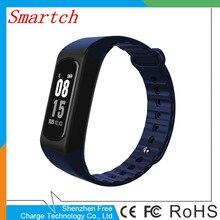 Smartch смарт-браслет W4S сердечного ритма Приборы для измерения артериального давления крови кислородом оксиметр измерения шагомер calore Спорт браслет для IOS
