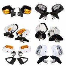 Motorrad Rückspiegel Mit Blinker Für Honda Goldwing GL1800 2001 2012 2011 2010 Zubehör