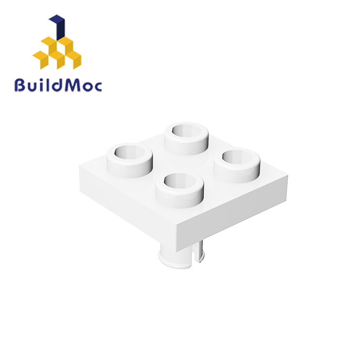 BuildMOC Compatible Assembles Particles 2476 2x2 For Building Blocks Parts DIY Enlighten Block Bricks Educational Gift Toys