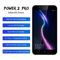 LEAGOO POWER 2 PRO мобильный телефон 5,2