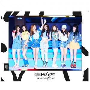 CLC MINI 4TH ALBUM + 1 Photocard(Random) Release Date 2016.05.31 Kpop minah girls day first mini album i am a woman too 1 photocard kpop