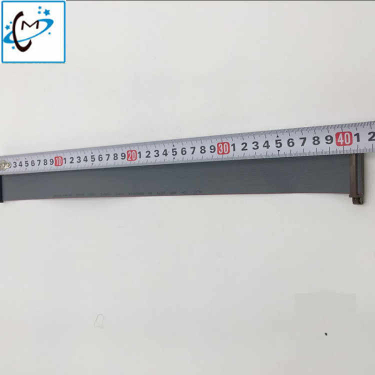 Konica 1024 KM512i Printhead Kepala Datar Kabel 50Pin Kabel Tanggal untuk Allwin Manusia Flora LJ3208 Printer Papan Utama Kabel Data