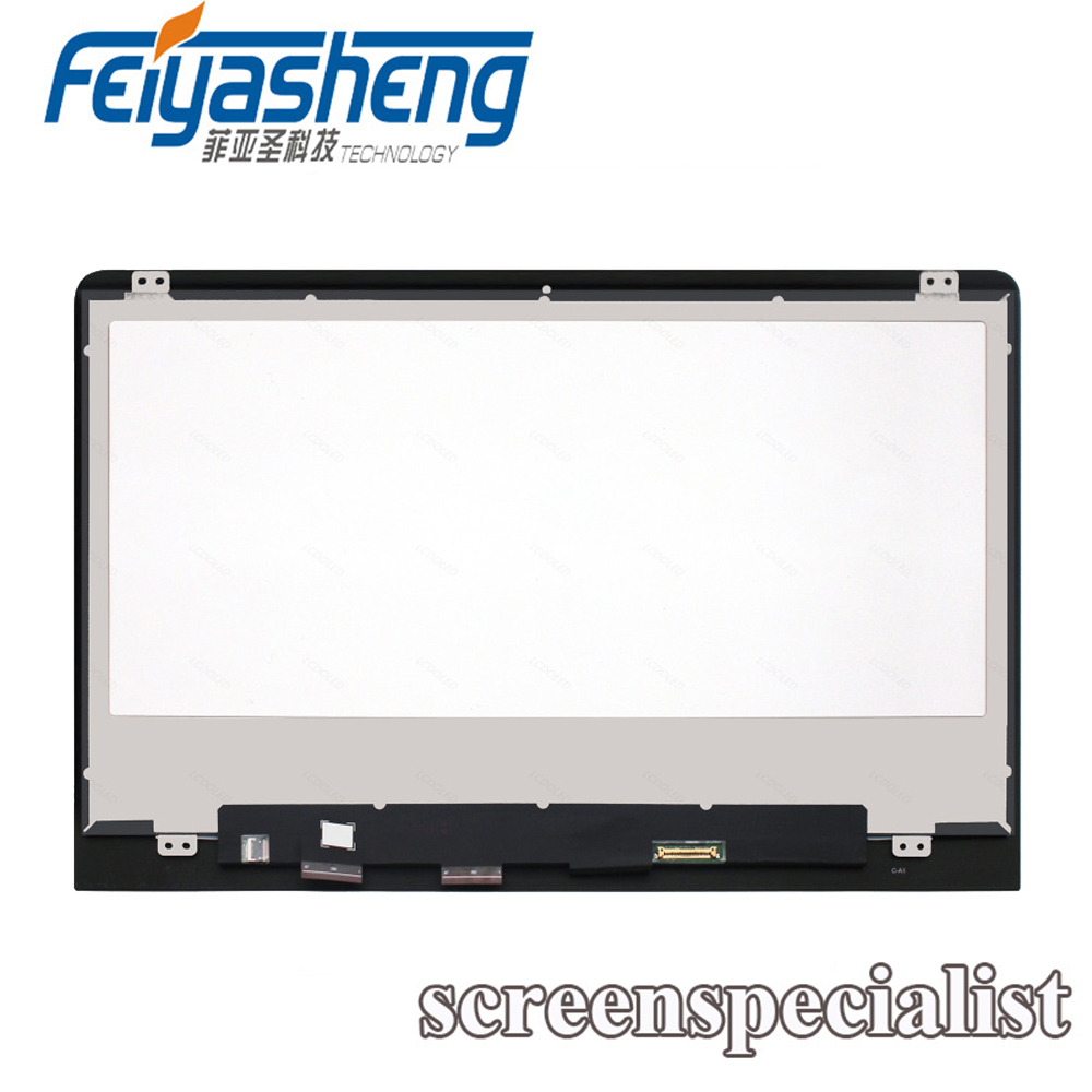 US $109 0 |LCD Screen Glass Touch Digitizer Assembly For Asus VivoBook Flip  14 TP410 TP410UA 1920*1080-in Laptop LCD Screen from Computer & Office on