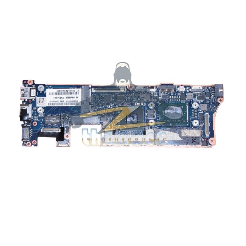 714758-501 VCU01 LA-8554P for HP Spectre XT13 XT 13-2000 laptop motherboard SR0XG I7-3537U 4gb ram on board